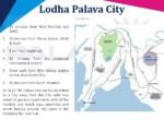 Lodha Palava City Location map