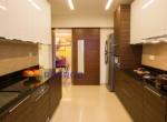 Lodha Meridian Kitchen