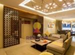 Lodha Meridian Living Room