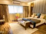 Lodha Meridian Master Bedroom