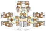 Lodha-Palava-City-2bhk-Floor Plan
