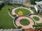 Modi Emerald Heights Landscaped Area