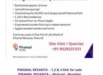 Piramal Revanta - residential project in mulund, mumbai