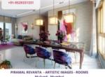 Piramal Revanta - residential project in mulund mumbai - artistic images - rooms interior