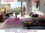 Piramal Revanta - residential project in mulund mumbai - artistic images - rooms interiors