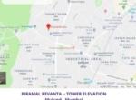 Piramal Revanta - residential project in mulund mumbai - location map actual