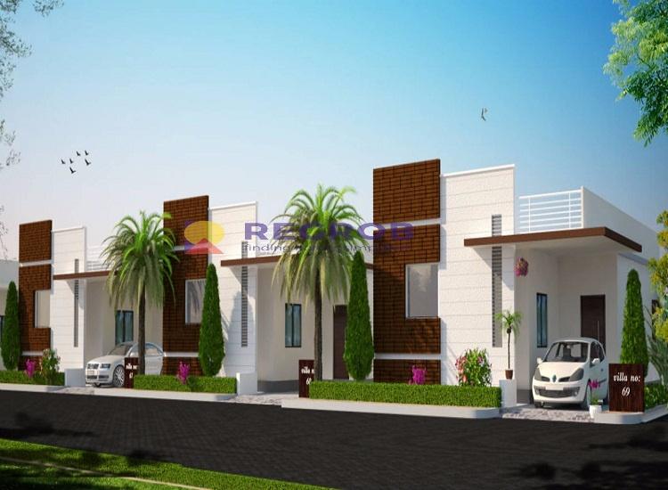 Praneeth Pranav Panorama Villa Hyderabad