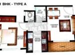 Raunak Bliss Anand Nagar Floor Plan