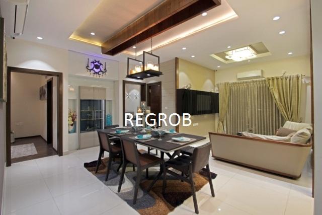 Sumadhura Acropolis Gachibowli Hyderabad living room