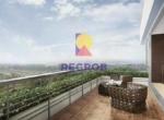 Tata The Promont Balcony