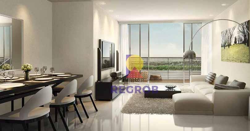Tata The Promont Living Area