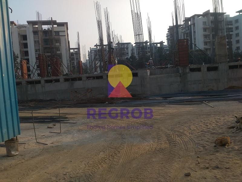Western Exotica Kondapur Hyderabad Construction Image