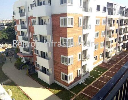 Chourasia Manor Phase 2 View