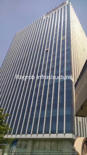 Lanco Hills Project Manikonda Hyderabad - commercial tower