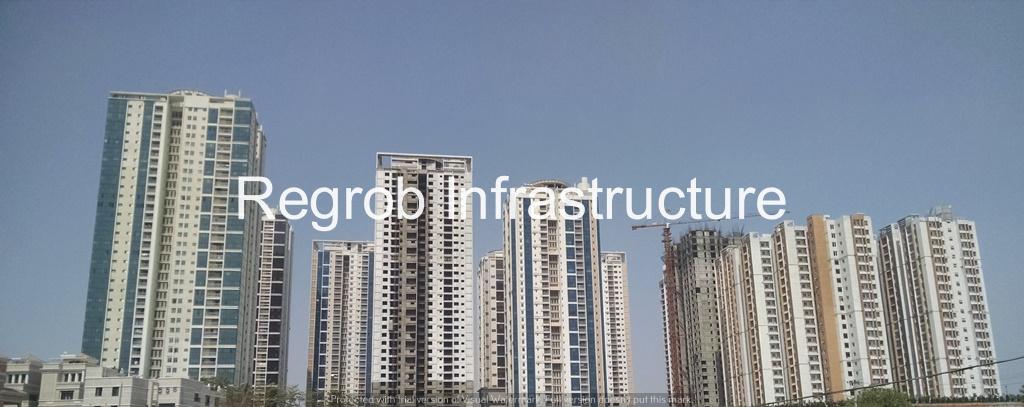 Lanco Hills Project Manikonda Hyderabad - apartment buildings of lanco hills