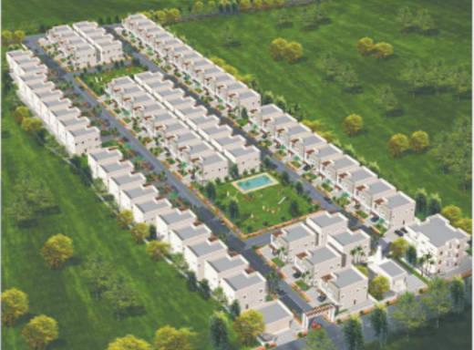 Modi Bloomdale Villa Shamirpet Hyderabad