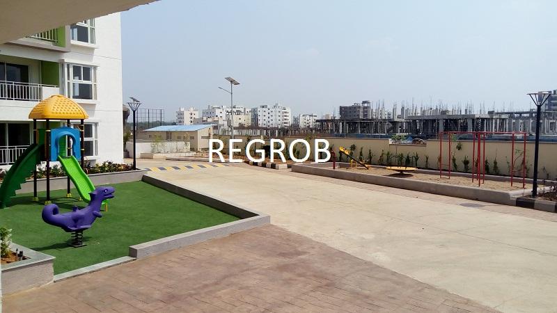 Ramky One Kosmos Gachibowli Hyderabad play area