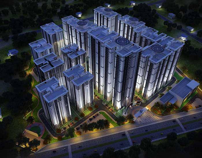 SMR Vinay Iconia Kondapur, Sri Maruthi Nagar Colony, Hyderabad