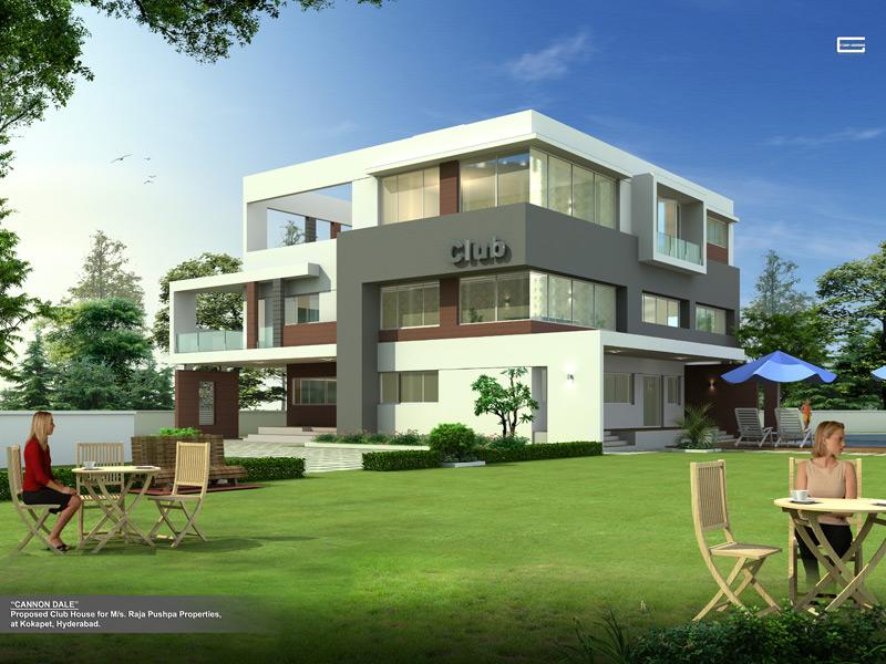 Cannon Dale Luxury Villa3