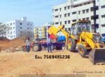 Praneeth Pranav Zenith construction going on 2