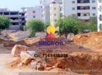 Praneeth Pranav Zenith construction going on 4