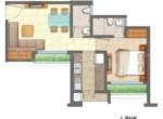 Runwal Codename The Walk-Floor Plan