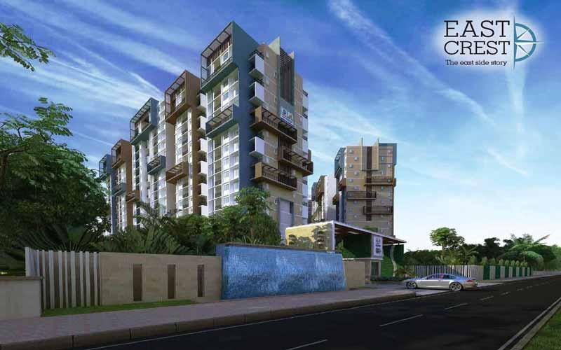 Salarpuria Sattva East Crest S No. 51, Bangalore-Tirupati Highway, Virgonagar, Konadasapura, Bengaluru