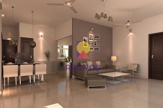 Salarpuria Laurel Height Living Area