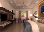 Salarpuria Laurel Height Master Bedroom