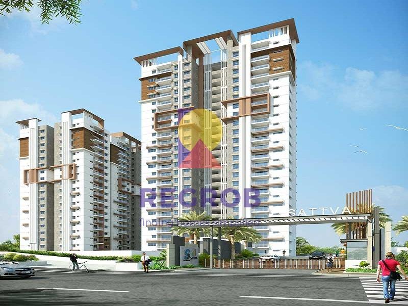 Salarpuria Sattva Magnus Jubilee Hills Hyderabad