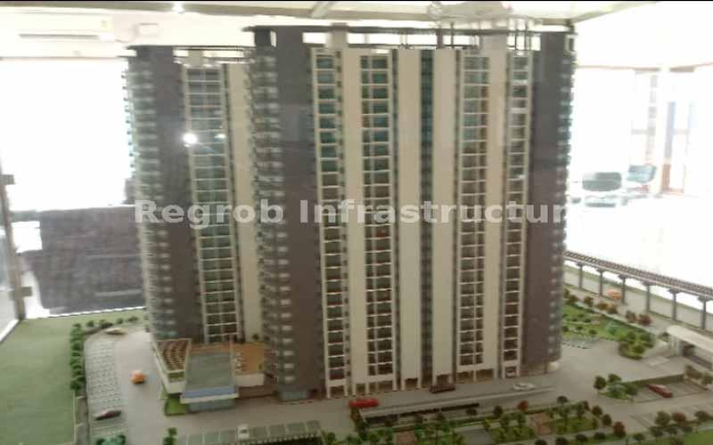 Disha Loharuka Solaris Bangalore building
