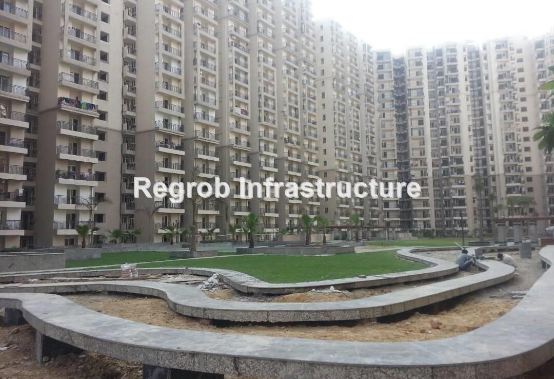 Galaxy North Avenue 2 Noida Extension - Compound