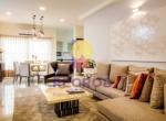 Prestige High Fields Living Room