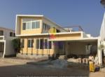 Sark garden villas construction