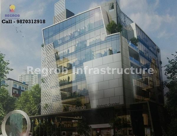 Reliance Krishna Grandeur Commercial Project in Enikepadu Vijayawada