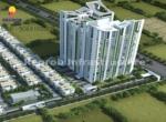 KMV Vivaan Sky View Poranki Vijayawada Exterior View