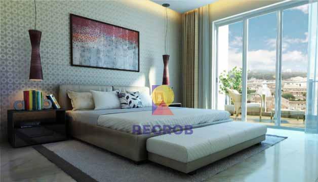 Concorde Cresent Bay Master Bedroom