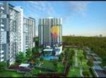 Godrej E City Side View Bangalore