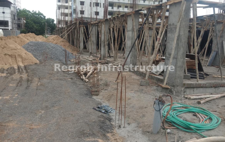 Rainbow NM Square Construction Status