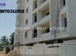 Rajgopal Towers new autonagar road Poranki Vijayawada Back View