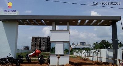 Chalasani Township Nunna Gunadala Vijayawada Construction Site