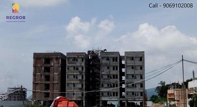 Chalasani Township Nunna Gunadala Vijayawada Front View