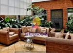 Habitat Iluminar living room