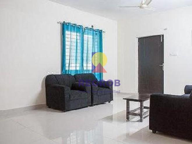 Raheja Quiescent Heights apartment view