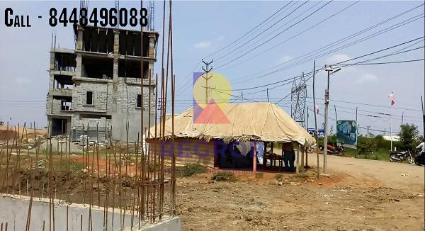 SLV Amaravathi Grand Gunadala Vijayawada Actual Image