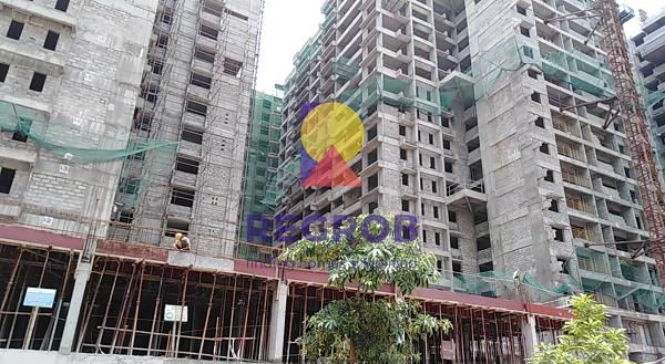 Shriram Celebrity Towers Madhurwada Visakhapatnam Actual View