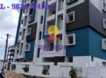 Chaitra Residency PM Palem Vizag Building