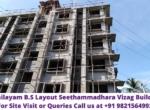Srinilayam B. S Layout Seethammadhara Vizag Building