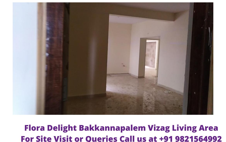 Flora Delight Bakkannapalem Madhurawada Vizag Living Area