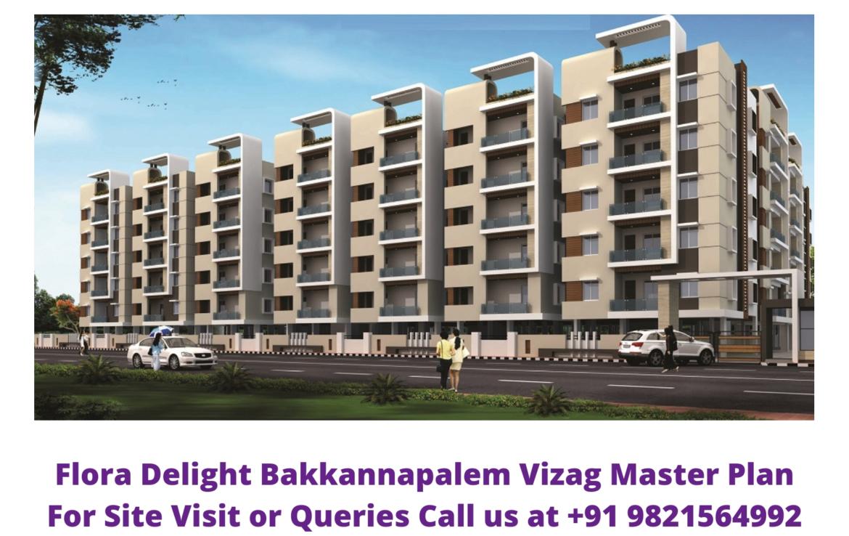 Flora Delight Bakkannapalem Madhurawada Vizag Master Plan